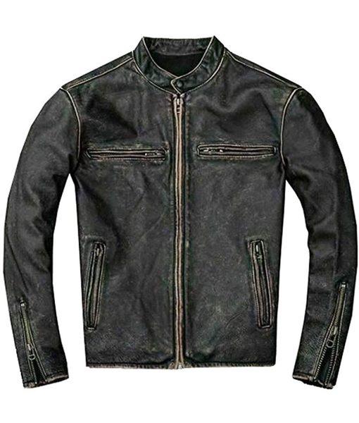 men-biker-faded-leather-jacket