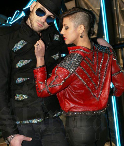 michael-jackson-swarovski-crystal-leather-jacket