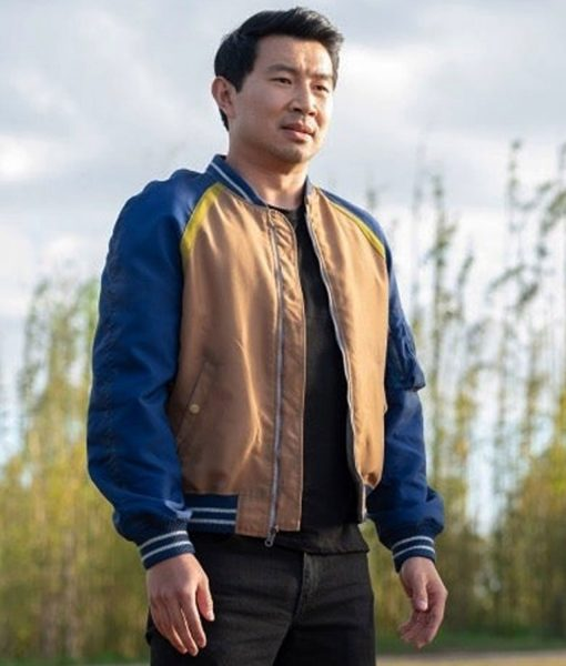 simu-liu-shang-chi-and-the-legend-of-the-ten-rings-bomber-jacket