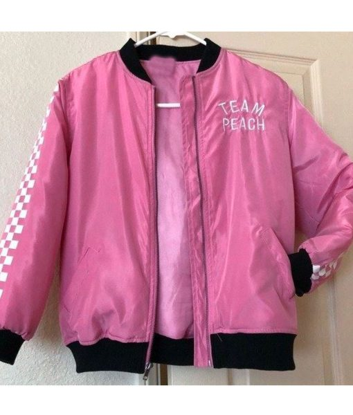 team-peach-pink-jacket