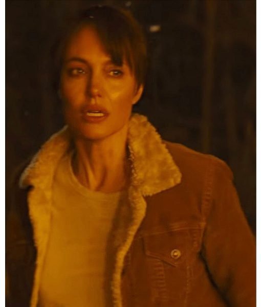 those-who-wish-me-dead-angelina-jolie-denim-shearling-jacket