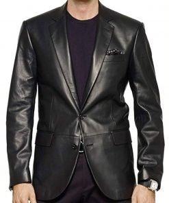 tony-soprano-leather-blazer