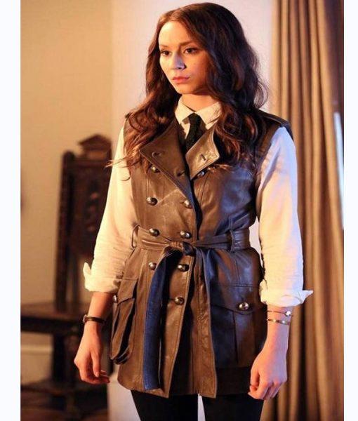 troian-bellisario-vest-coat