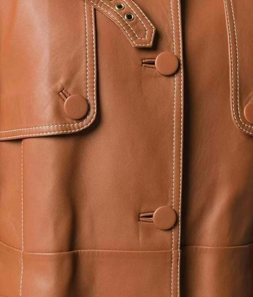 womens-mid-length-leather-coat