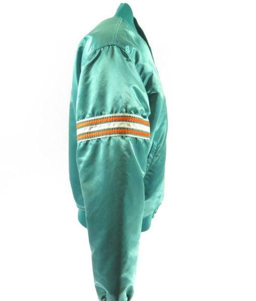 80s-miami-dolphins-green-bomber-jacket