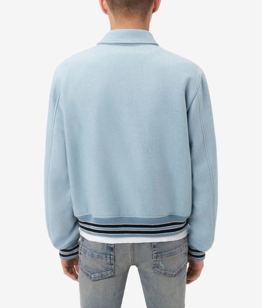 amiri-bone-light-blue-varsity-jacket