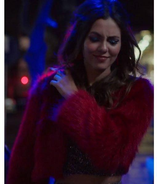 cassie-red-jacket