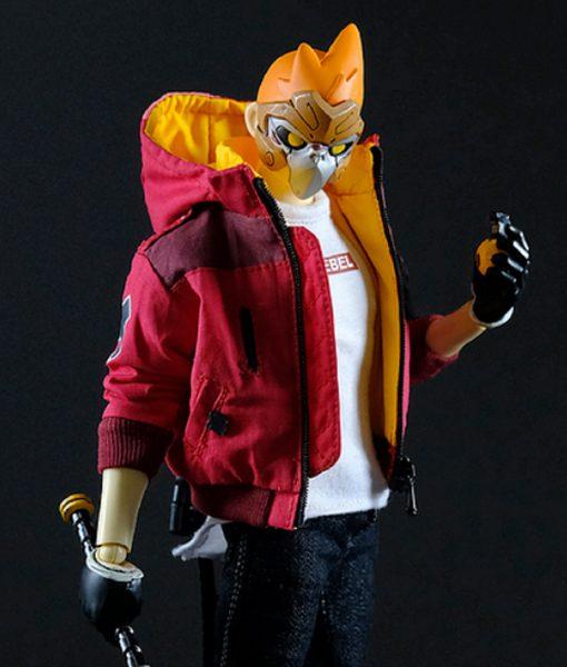 goku-no-fear-no-mercy-pink-jacket-with-hood