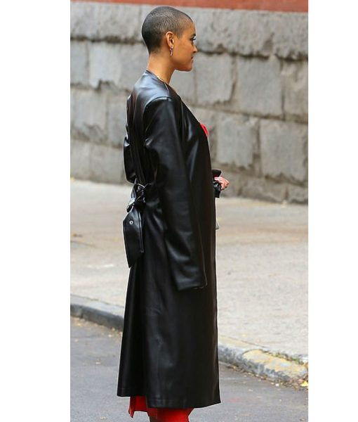 gossip-girl-julien-calloway-black-leather-coat