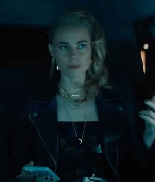 night-teeth-lucy-fry-leather-jacket