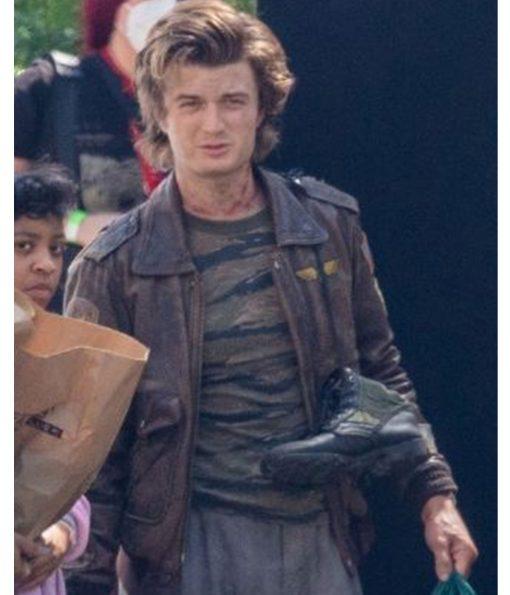 steve-harrington-leather-jacket