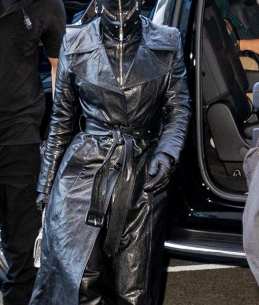 met-gala-kim-kardashian-leather-coat
